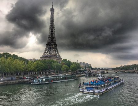 "Fuga a Parigi: 72 ore ""au bord de la Seine"""