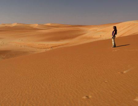 """Abu Dhabi: alla scoperta del deserto col """"dune bashing"""""""