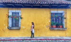 Antigua di Guatemala, la capitale dei colori