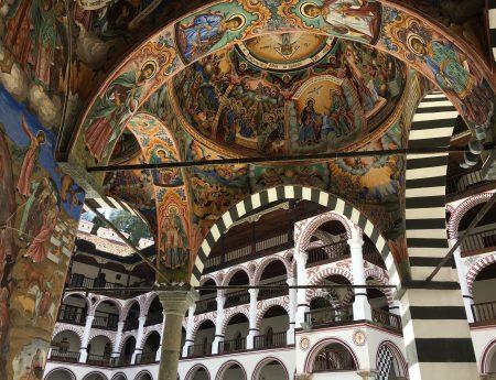 Rila, il monastero perduto, gioiello Unesco