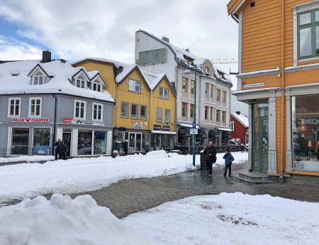 Tromsø, in Lapponia ai confini del mondo