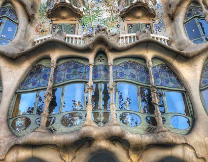 La Barcelona di Antoni Gaudì, tra sogno e realtà