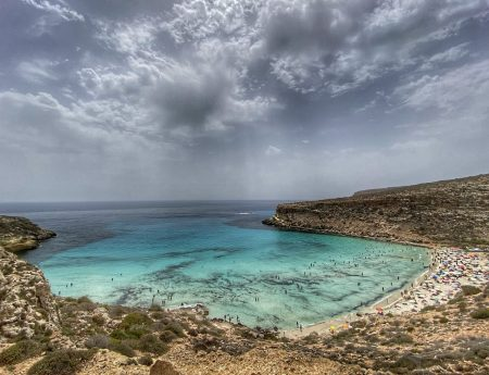 Lampedusa, i Caraibi a portata di mano